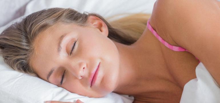 10 Tips To Get Great Sleep Tonight Hero Image