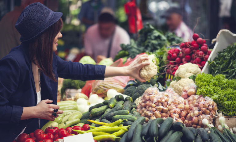 In Season Now! Your Guide To Eating The Best Produce At The Market Hero Image