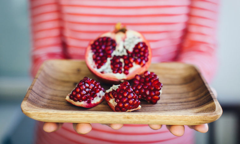 10 Cool Facts You Didn't Know About Pomegranates Hero Image