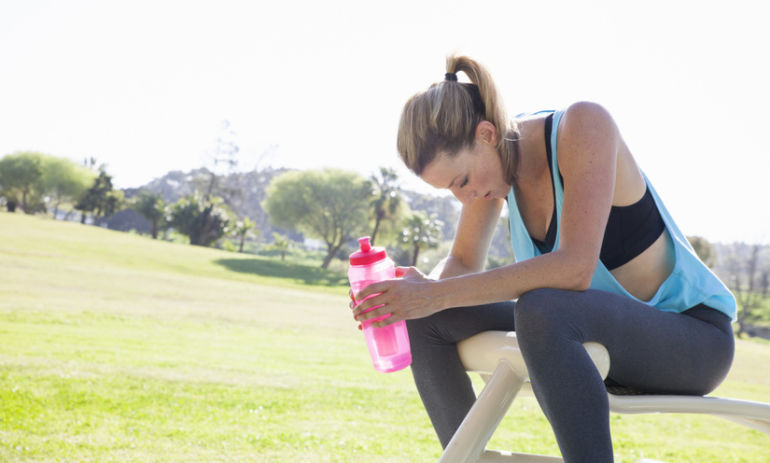 3 Reasons You Can't Get Motivated To Work Out (+ How To Fix It!) Hero Image