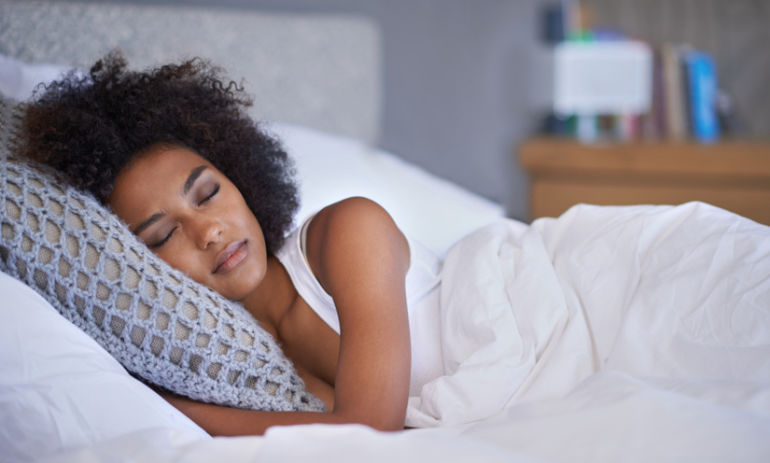 7 Strategies To Get Great, Uninterrupted Sleep Every Night (That Don't Involve Taking A Pill) Hero Image