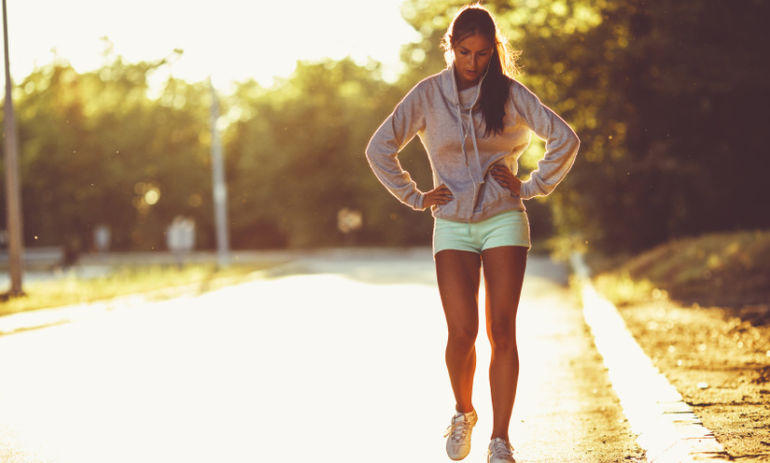 How To ACTUALLY Walk 10,000 Steps A Day (Even If You Hate Walking) Hero Image