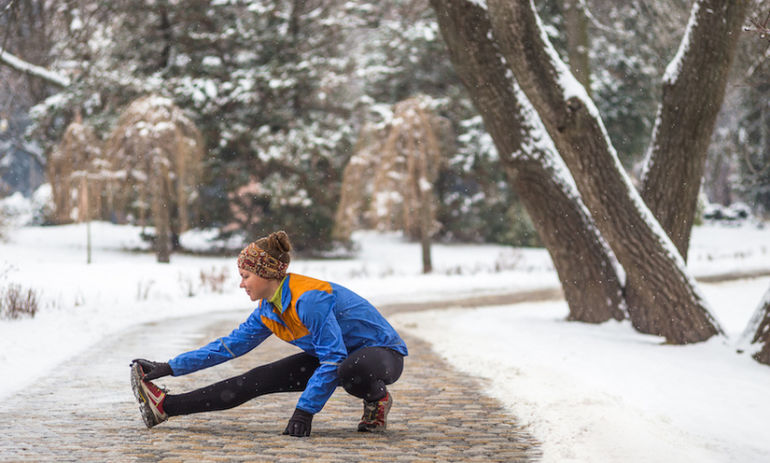 Why You Should Work Out In Cold Weather: A Doctor Explains Hero Image