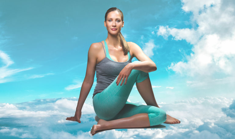 Having A Rough Day? Here's How Yoga Can Help Hero Image