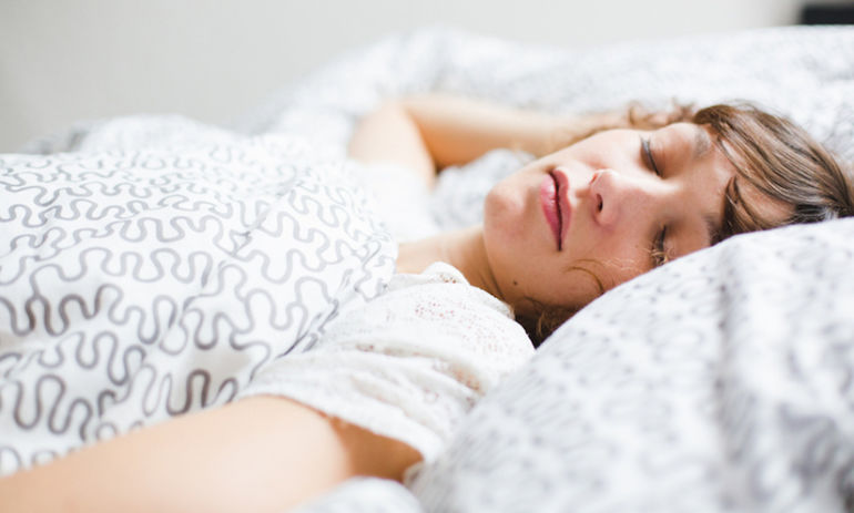 9 Steps To Getting Your Best Sleep Ever (No Pills Necessary) Hero Image