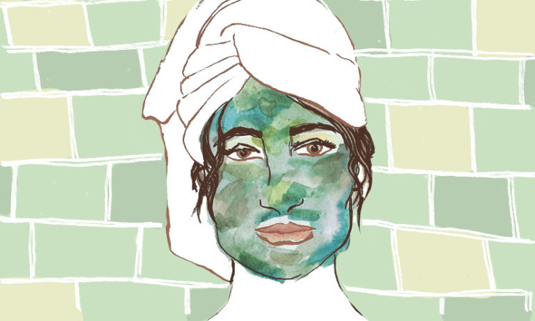 You're Probably Applying Face Masks All Wrong. Here's The Right Way To Do It Hero Image