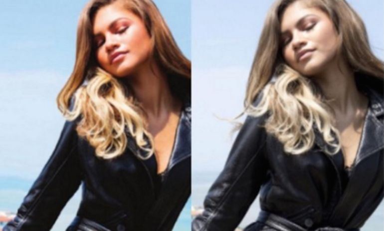 Zendaya Calls Out Magazine For Photoshopping Her & Promoting Unrealistic Beauty Standards Hero Image