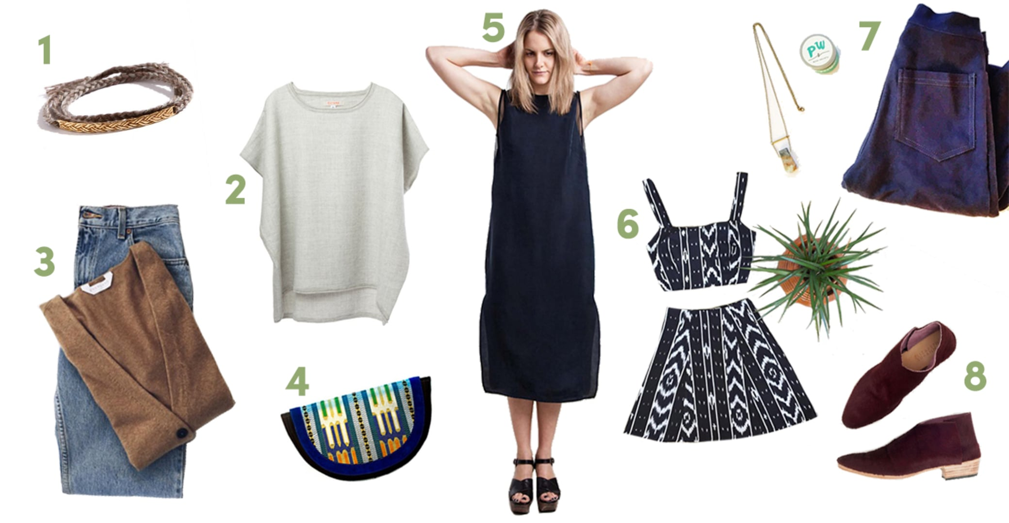 The 5-Step Guide To Creating A Sustainable Wardrobe