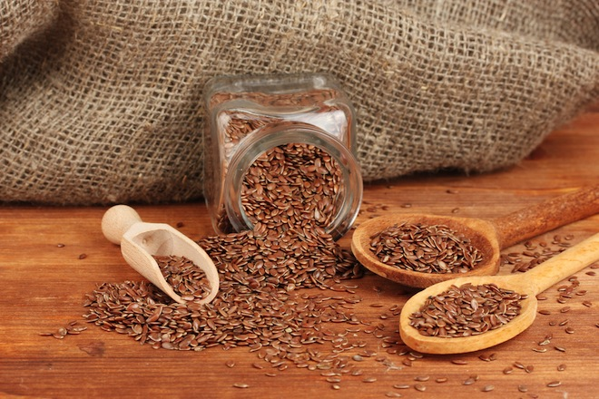 Семена льна: полезные рецепты для похудения