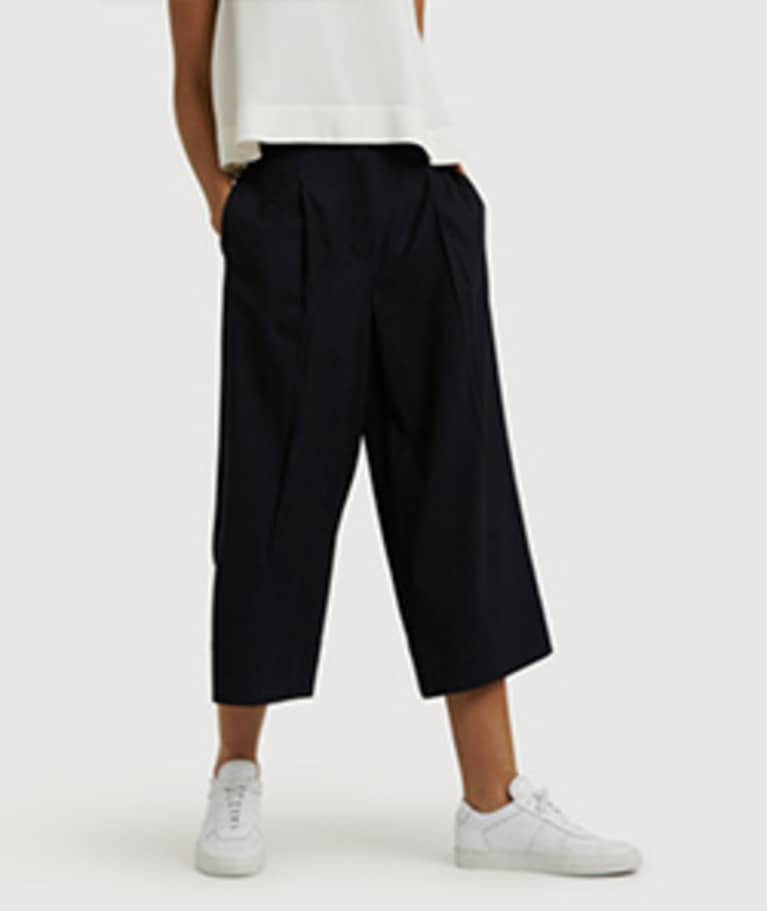 Pleat It Culotte