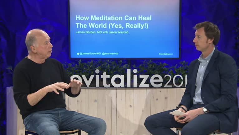How Meditation Can Heal The World (Yes, Really!)