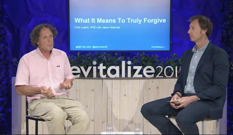 The #1 Practice To Begin The Process Of Forgiveness