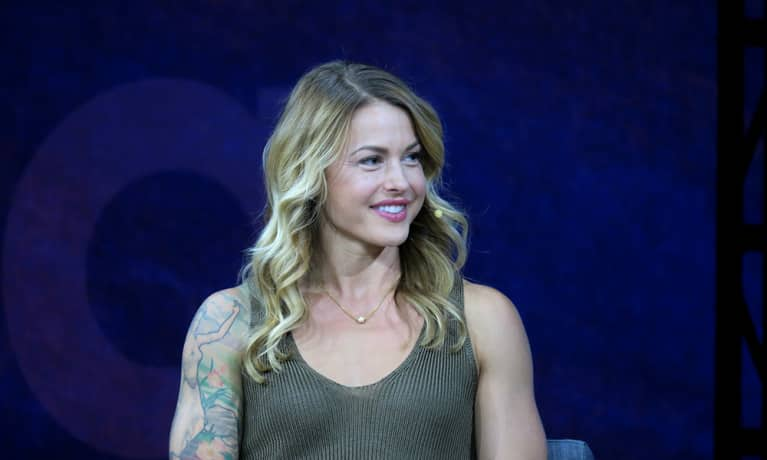 CrossFit Champion Christmas Abbott On True Strength, Balance & Power