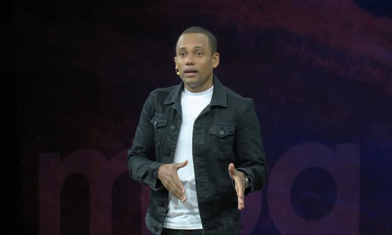 Namaste Motherf*cker! Hill Harper On Channeling Your Intuition & Changing The World