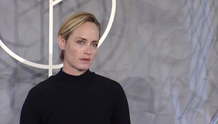 How I Live With Addiction Every Day: Amber Valletta