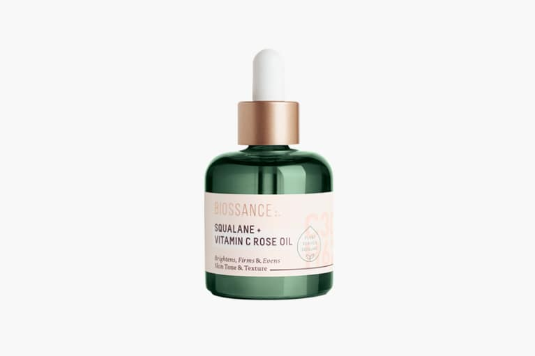 Squalane + Vitamin C Rose Oil