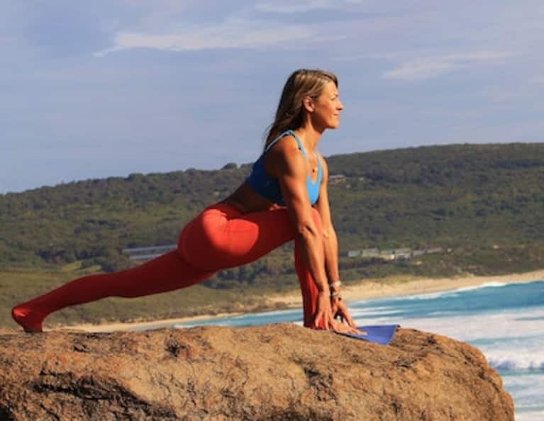 A Simple Yoga Sequence To Open Your Hips If You Sit Too Much