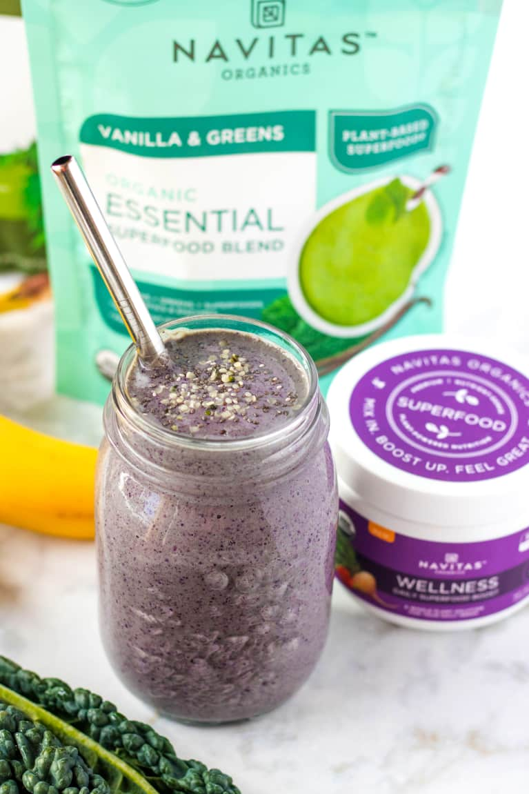 Can A Single Smoothie Do The Work Of 14 Superfoods?