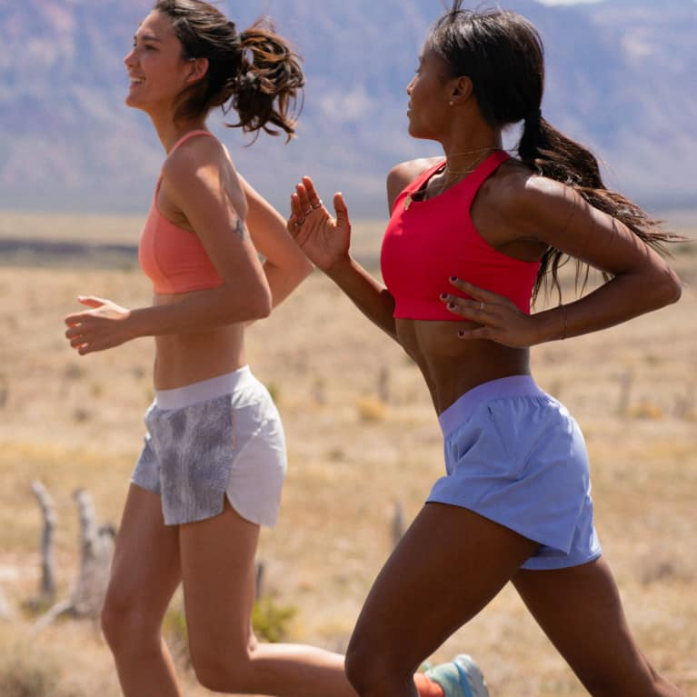 Outdoor Voices Just Reinvented Running Apparel - And We Can't Get Enough