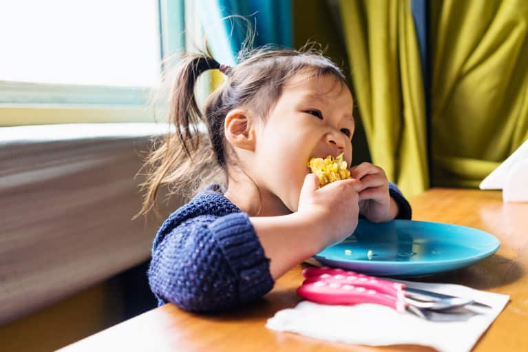5 Reasons Why What You Feed Your Kid Really Matters