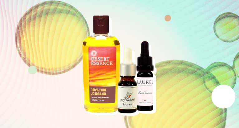 The Best Face Oils For Acne-Prone Skin