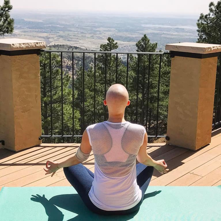 A Cancer Diagnosis Made Me Dip My Toes Into These Spiritual Practices — And Now I'm Totally Hooked