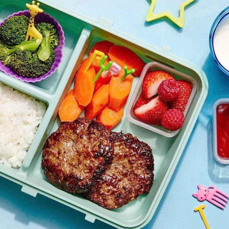 How To Pack Your Kid's Lunch Without Using A Million Plastic Bags