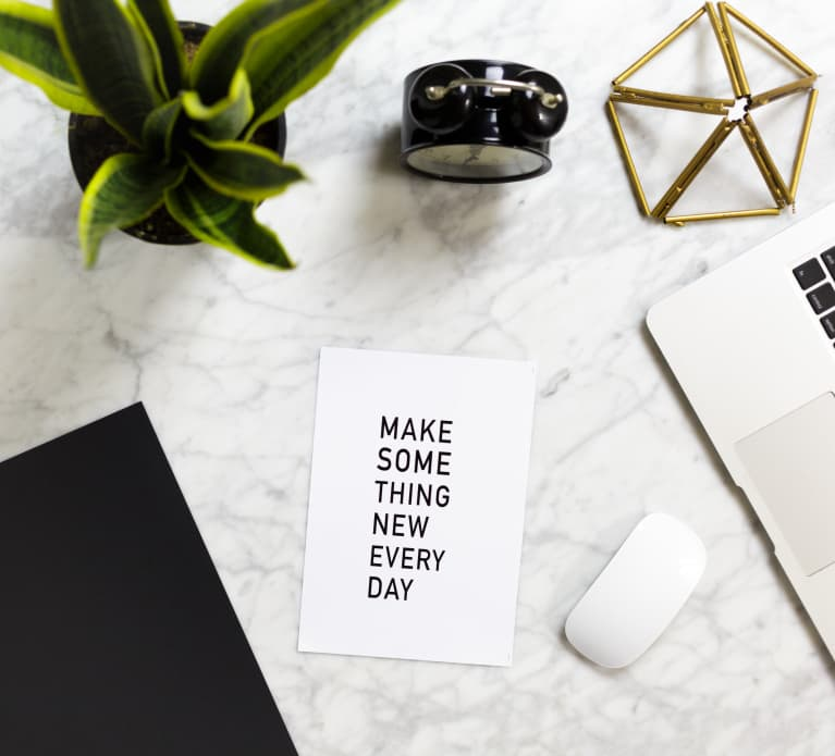 How Minimalism Made Me Happier + More Productive At Work