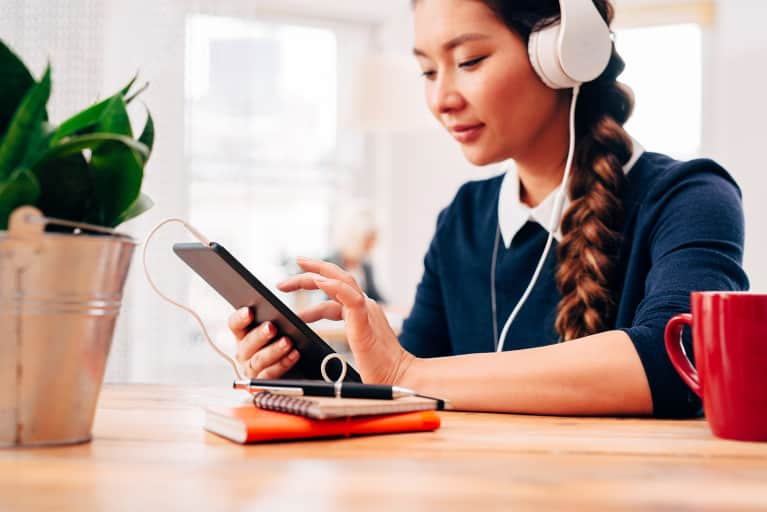 These Audiobooks Are Basically Portable Life Coaches