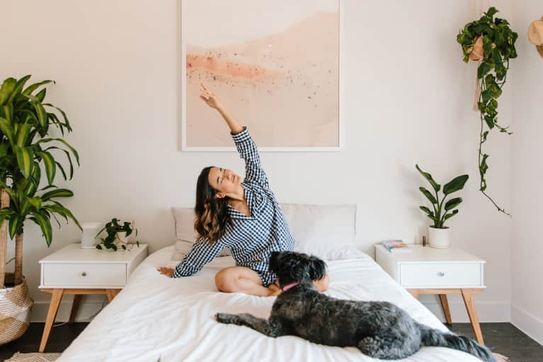 I Do These 5 Rituals Every Night For Total Body Rest—And I'm Never Going Back