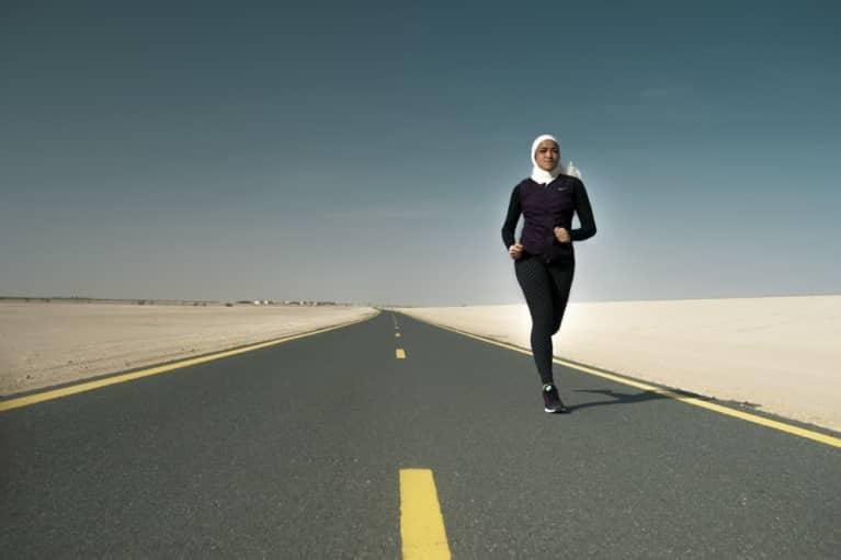 Meet The Fierce Female Muslim Athletes Behind Nike's Newest Campaign
