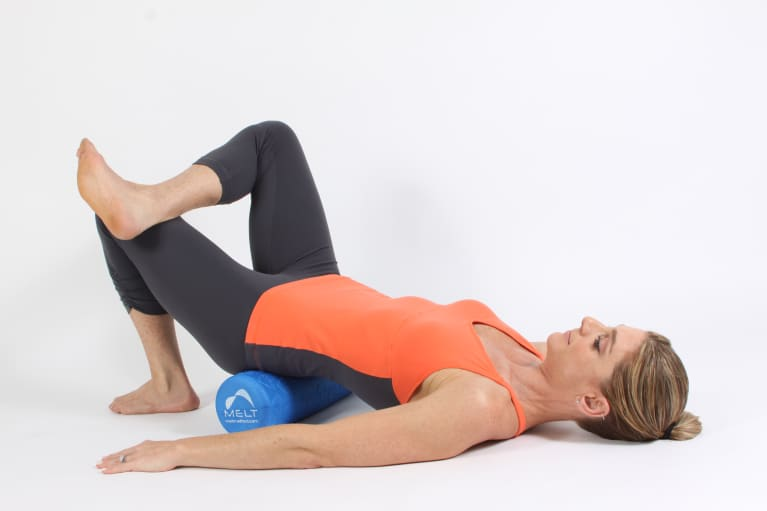 These 4 Fascia Exercises Will Balance Out A Week's Worth Of Sitting