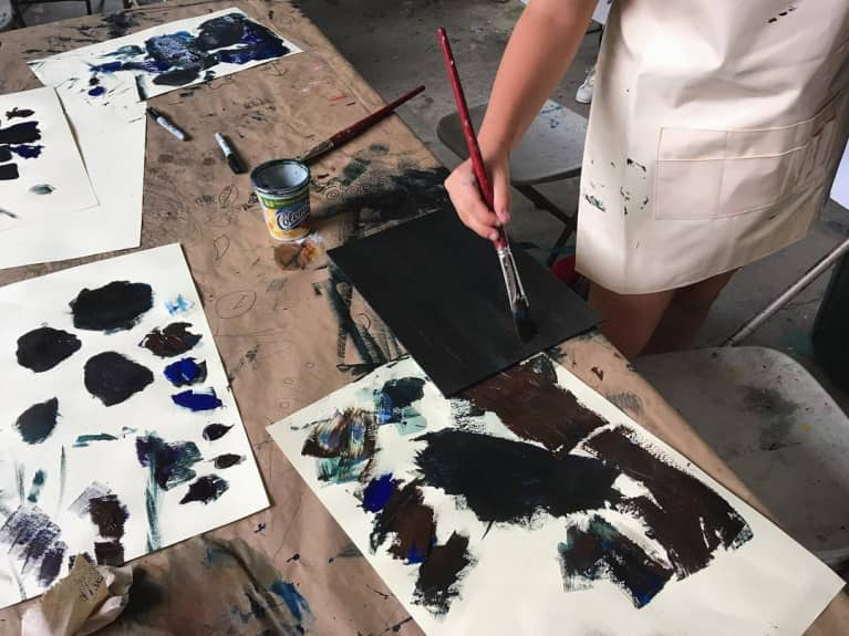 Clear Your Mind And Calm Anxiety With This Artistic Alternative To Meditation
