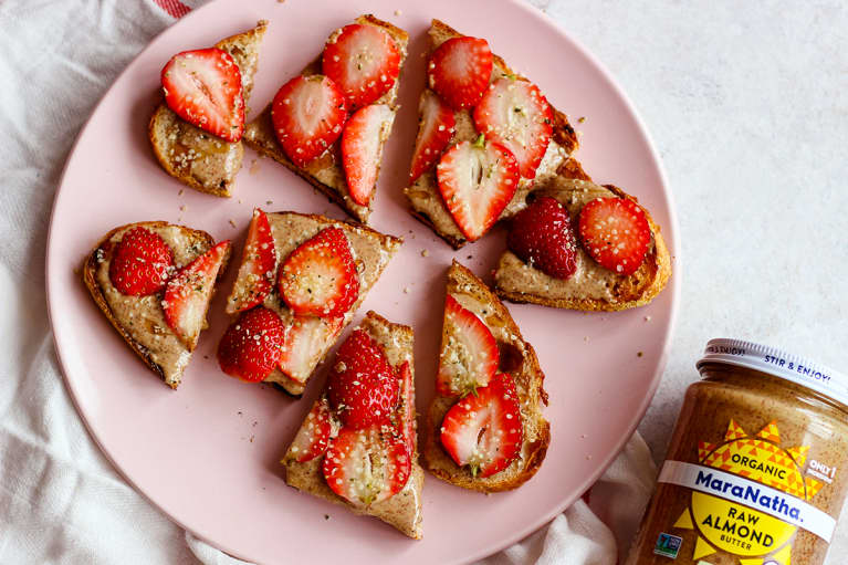 10 Genius Things You Can Make With A Jar Of Almond Butter