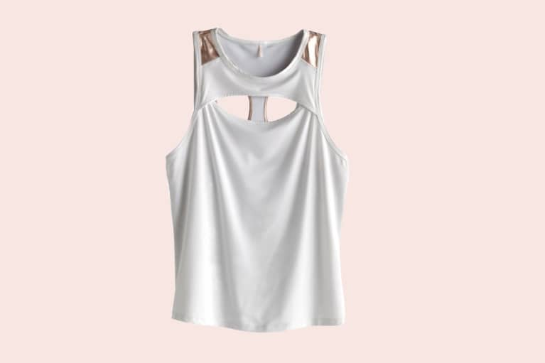 Limited Edition Lumia Move High Neck Tank Top