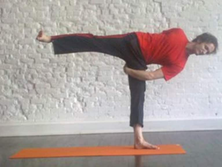 Bound Half Moon Pose: How-to, Tips, Benefits