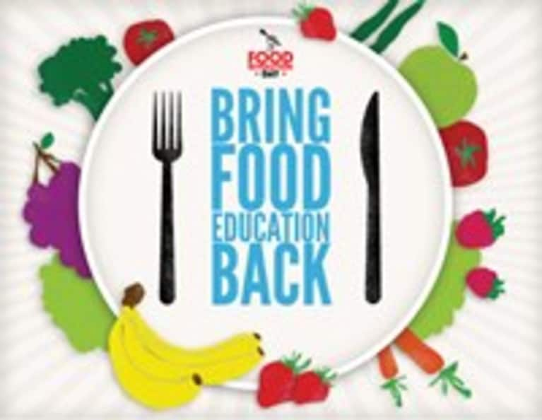 Why We Need to Bring Food Education Back (Infographic)