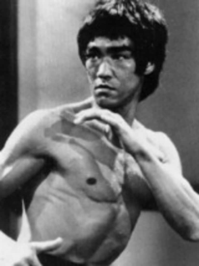 Bruce Lee: Be Like Water