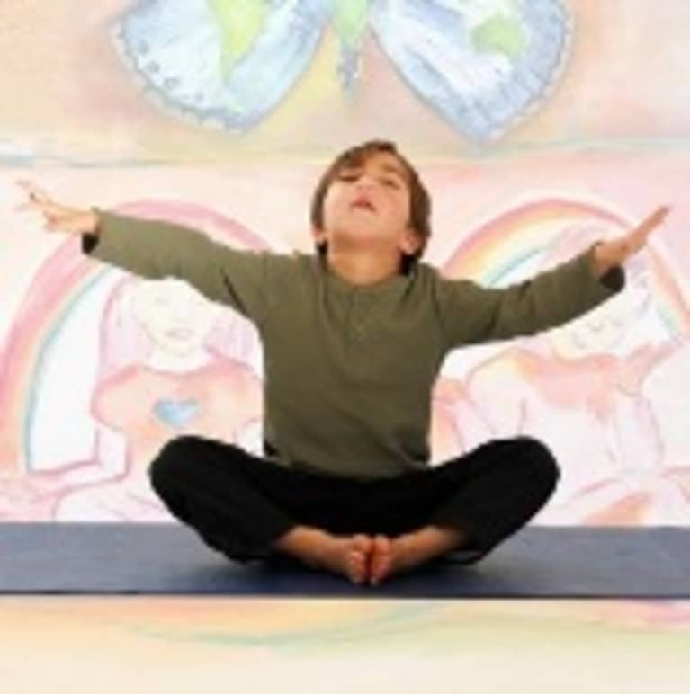 6 Kids' Yoga Poses to Keep Calm Through The Holiday Season