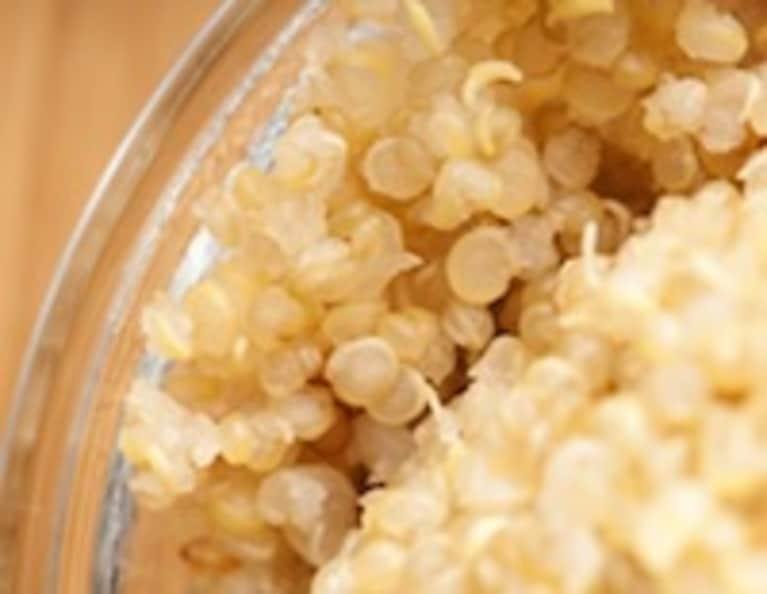 Hearty Holiday Quinoa Recipe