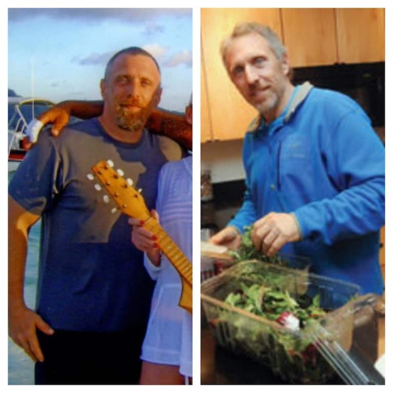 Before & After: Plant-Based Diet Success Stories