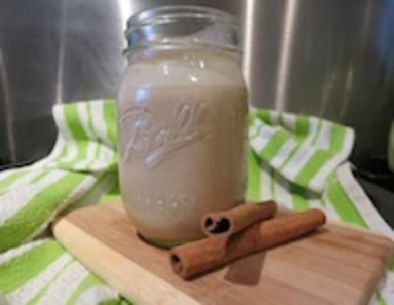 Warming Cashew Chai Latte