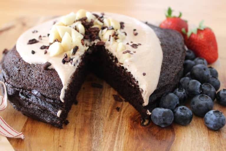 13 Decadent (But Healthy!) Chocolate Desserts