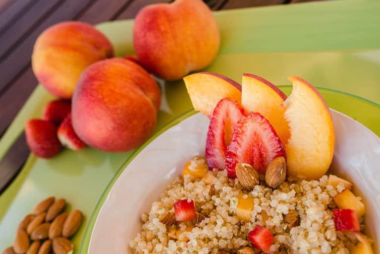 A Make-Ahead Recipe For A Great Vegan Breakfast
