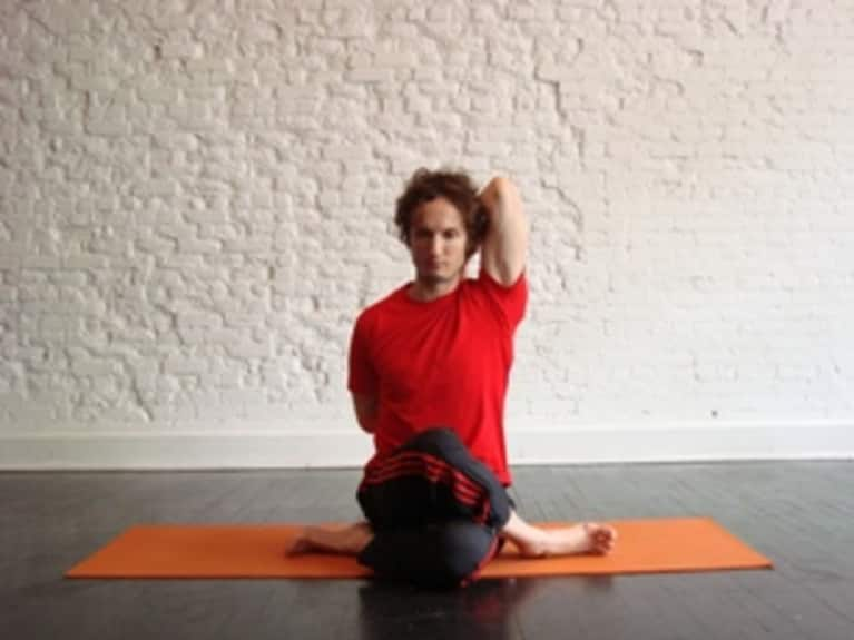 Cow Face Pose: How-to, Tips, Benefits