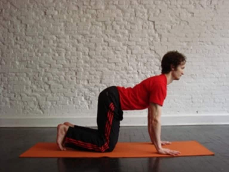 Cow Pose: How-to, Tips, Benefits