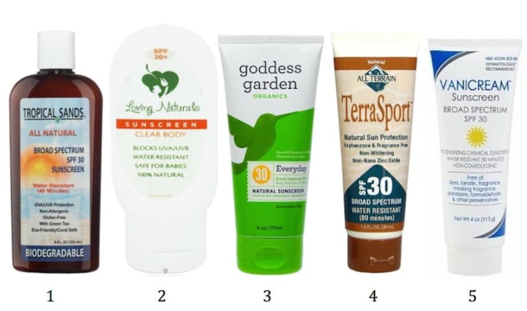 The 15 Best Natural Sunscreens To Use This Summer