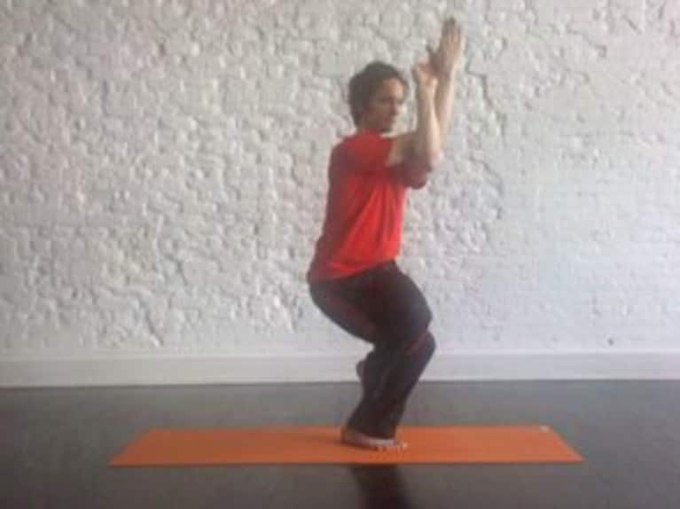 Eagle Pose: How-to, Tips, Benefits