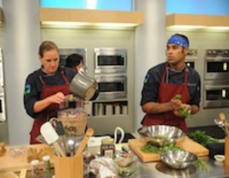What's It Like to Be on Top Chef? Eliza Gavin Gives Us the Scoop...