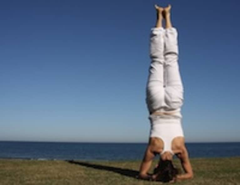 What I Learned from a 40-Day Headstand Practice